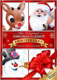 Rankin/Bass TV Holiday Favorites Collection (The Little Drummer ...