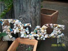 Mosaic with shells Sea Shells, Mosaic, My Style, Conchas De Mar, Shells, Seashells, Mosaics, Mosaic Art