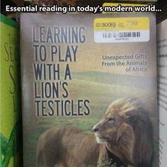 A book everyone should read...