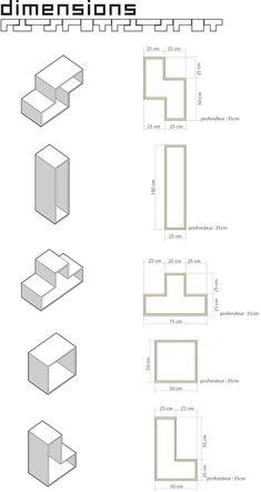 Piezas de tetris