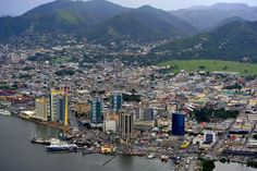 Port of Spain~Trinidad and Tobago I want to visit there for festivals