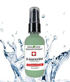 DNA Code-Rx Instant Acne Relief Spot Treatment Daily Serum All Natural DNA CODE SKIN CARE http://www.amazon.com/dp/B015GGBSM6/ref=cm_sw_r_pi_dp_UNEwwb0V5Z76A