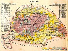 Magyars in Hungary (1890)