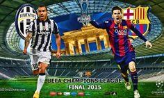 Juventus FC Vs FC Barcelona 2015 UEFA Champions League Final wallpaper