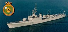 HMCS Gatineau Military Men, Military History, Royal Canadian Navy, Navy Day, Holland America Line, Navy Marine, Navy Ships, Battleship, Badges