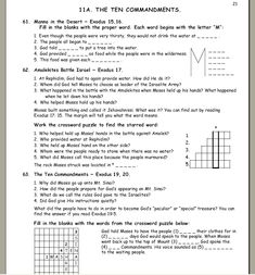 Worksheet Bible Worksheets For Adults you think the family and bible lessons on pinterest activity sheets childrens study worksheets free sheets