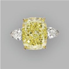 Colored diamond @ Sotheby's, Magnificent Jewels, 09 Dec 09. - Eloge de l'Art par Alain Truong