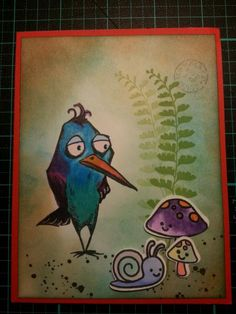 Hey guys! by krobinson@chartermi.net - Cards and Paper Crafts at Splitcoaststampers