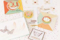 6 Kartenideen I 6 card making ideas I Novemberkit 2014 der Scrapbook Werkstatt I Sandra Dietrich - mojosanti