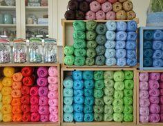 algodón por CrochetObjet