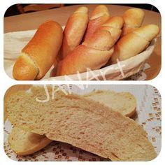 ...svet okolo mňa ...: Kváskové rožky bez rozkvasu... Hot Dog Buns, Hot Dogs, How To Make Bread, Bread Making, Ciabatta, Bread Rolls, Food And Drink, Cooking, Crafts