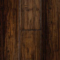 "Our new floors! 1/2"" x 5"" Antique Hazel Click Strand Bamboo - Morning Star Click | Lumber Liquidators"