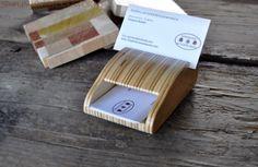 Business Card Holder - Holder for Business Cards for Office & Home, desktop holder, natural card holder, wooden card holder, business cards by 50SplintersWoodworks on Etsy https://www.etsy.com/listing/188247205/business-card-holder-holder-for-business