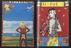 Pages from the Fiorucci book
