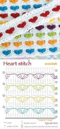 Hart stitch