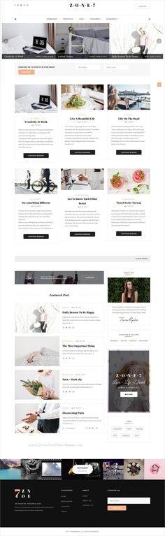 Zone 7 is an elegant and modern design responsive #WordPress #blogs theme for creative #writer and bloggers website download now > https://themeforest.net/item/zone-7-an-elegant-and-modern-blog-wordpress-theme/19789472?ref=Datasata
