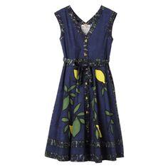 MUVEIL lemons dress