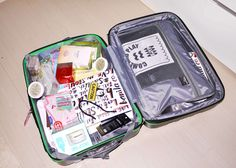 Beauty shopping in Seoul = overflowing suitcase