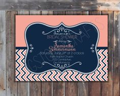 Coral and Navy Bridal or Baby Shower https://www.etsy.com/listing/195922784/coral-and-navy-bridal-or-baby-shower?ref=listing-shop-header-2
