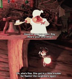 Love these dirty jokes in kid's movies