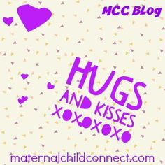 What would happen if every kid received hugs and kisses everyday?