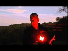 Advanced Survivor » Streamlight Siege 340 Lumen Lantern. In Action, Review Part 3 of 3.  Advanced Survivor demonstrates the features of the SIEGE lantern, in the conditions it was designed for.