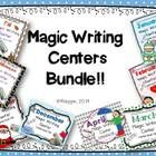 Here it is! 98 pages of FUN!!! Just supply white crayons and watercolors and watch the magic begin! Perfect for your writing centers!  In this set:...