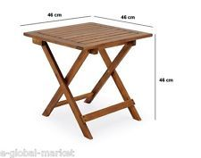 Cool Wooden Side End Coffee Table Wood Stand Folding Low Small Snack Bistro  Brown With Folding Snack Tables With Stand