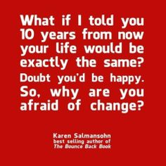 Wat als je over 10 jaar nog steeds doet wat je nu doet?