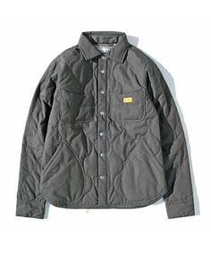【ZOZOTOWN|送料無料】NATAL DESIGN(ネイタルデザイン)のブルゾン「【ネイタルデザイン】キルテッドシャツ3/QUILTED SHIRTS3」(TS-049)を購入できます。