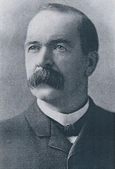 Detective John Wilson Murray long known for his historical ties to the station.