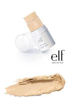MissA = e.l.f. Essential All Over Color Stick-Ivory