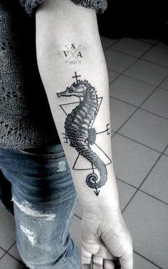 """Тату салон """"Master & Tattoo"""" - татуировки в Калининграде - SVA - Работы"""
