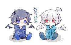 Chibi Boy, Chibi Anime, Anime Oc, Cute Chibi, Anime Kawaii, Kawaii Art, Kawaii Drawings, Cute Drawings, Vocaloid
