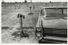 Lee Friedlander's Pontiac Bonneville, Detroit, Lee Friedlander, Garry Winogrand, Diane Arbus, Robert Frank, Pontiac Bonneville, Drive In Theater, The Good Old Days, Black And White Photography, Street Photography