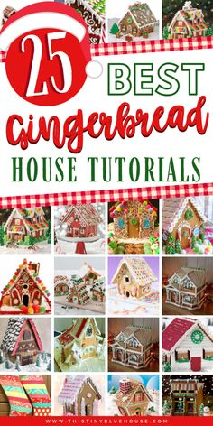 Are you looking for some best Christmas Gingerbread houses? Here are over 25 adorable Gingerbread houses that are the perfect inspiration for your own gingerbread house creation this holiday season. Christmas Books For Kids, Christmas Party Ideas For Teens, Adult Christmas Party, Christmas Goodies, Christmas Baking, Christmas Holidays, Italian Christmas, Christmas Things, Christmas Games