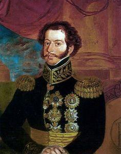 D.Pedro I de Antônio Joaquim Franco Valesco.