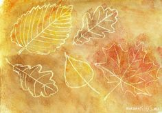 many beautiful autumn art projects to create with children Fall Arts And Crafts, Autumn Crafts, Autumn Art, Autumn Theme, Thanksgiving Crafts, Fall Art Projects, Leaf Art, Art Classroom, Art Club