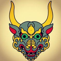 #headmexinhatattoo #mexinhatattoo #traditionaltattoo #oldschooltattoo #vectormex