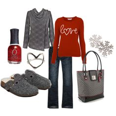 """""""Christmas LOVE"""" by jewhite76 on Polyvore"""