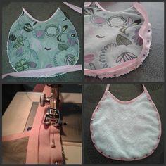 Cómo hacer baberos http://cuentacuentasaccesorios.blogspot.com.es/2012/02/como-hacer-baberos.html