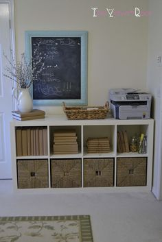 A shelf like this for the guest bedroom