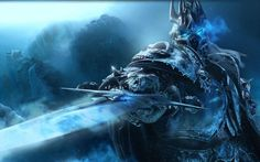 Lich King from World of Warcraft