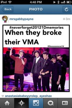 #neverforget20121dmemories Now that was priceless:)