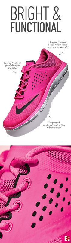 Step up your training in the Nike F S Lite 2 running shoe! This shoe gives you the bright, fun style you crave, but also the functionality of an athletic shoe.