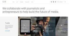 Google's News Lab offers tips and tools for journalists of all levels - https://www.aivanet.com/2015/06/googles-news-lab-offers-tips-and-tools-for-journalists-of-all-levels/