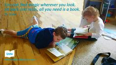 Make it a magical day! Quotes For Book Lovers, Dr Suess, Sit Back And Relax, All You Need Is, Baseball Cards, Reading, Day, Books, Dr. Seuss