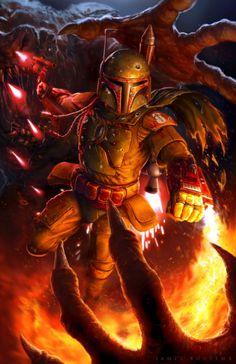 Star Wars Villains - Created by James Bousema Be...