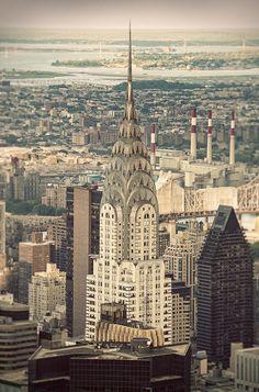 New York City, NY – Chrysler Building