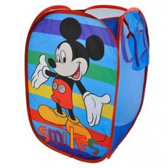 Mickey Pop Up Hamper